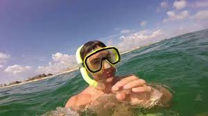 North Carolina snorkeling images Gopro snorkeling on the outer banks jpg