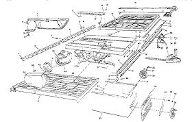 craftsman table saw parts model 113 craftsman model 113298762 saw table genuine parts