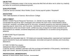 Kronos Resume 16 Cover Letter For Payroll Administrator Payroll Coordinator