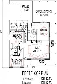 Best Duplex Floor Plans by One Story Duplex House Plans Bedroom Floor Basic With Garage In