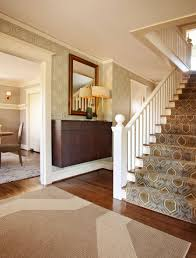 Entry Stairs Design Interior Design Stair Runners In Great Traditional Staircase