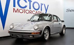 1989 porsche 911 anniversary edition 1989 used porsche 911 anniversary edition cpe at victory