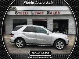 mercedes m class lease used 2010 mercedes m class for sale in bessemer al 35022