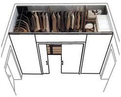 attrezzare cabina armadio cabine armadio e pareti divisorie habitat e planner