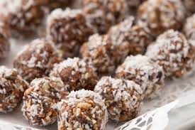 carrot cake protein balls u2022 paleo foundation