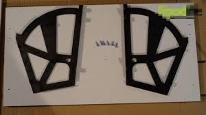Aldi Shoe Cabinet Mirror Shoe Cabinet Assembly Video 17016 Youtube