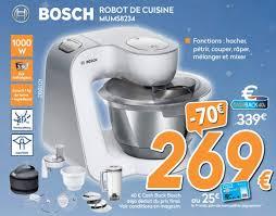 de cuisine bosch krefel promotion bosch de cuisine mum58234 bosch