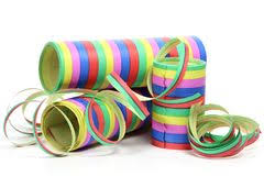 streamers paper paper streamers stock photography image 24390292
