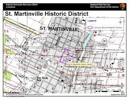 Louisiana Parish Map by Ncptt Maps And Lists Katrina Rita