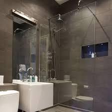 grey tiled bathroom ideas large grey tile bathroom top 3 grey bathroom tile ideas