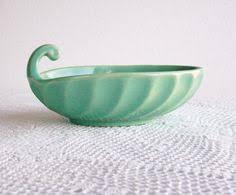 Bauer Vase White Bauer Vase Art Deco Style Vintage Pottery By Kingsdownroad