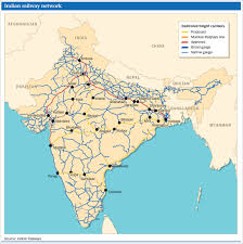 Bhopal India Map by India U0027s Inland Transportation Platts