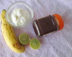 banana for hair diy banana hair mask for frizzy hair makeup and beauty home