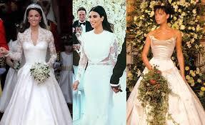 beckham wedding dress duchess kate tops best wedding dress poll all 4