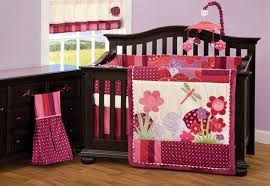 Nursery Bedding For Girls by Baby Crib Bedding Sets For Girls Home Inspirations Design