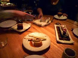 roka cuisine salty plums restaurant reviews review roka