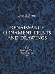 renaissance ornament prints and drawings metpublications the