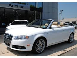 white audi a4 convertible for sale results for 2009 audi a4 convertible see