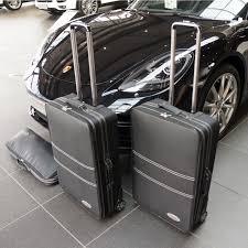 Porsche Boxster 718 - roadsterbags for porsche boxster 981 and 718 toplift u2013 open sky