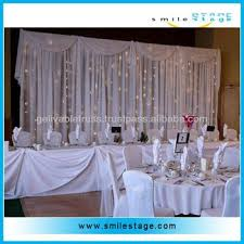 wedding backdrops for sale wedding backdrop stand for fashion exhibit booth design buy