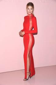 singer pink nude nearly naked celebrity dresses violetta komyshan u0027s see through