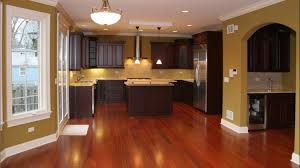 kitchen color ideas with cherry cabinets kitchen paint colors with