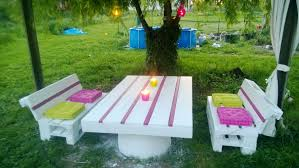 idee de jardin moderne beautiful salon de jardin palette facebook images amazing house