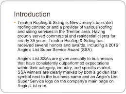 an introduction to the angie s list ssa program