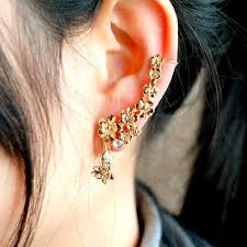 ear cuff jewelry stylish ear cuffs jewelry trends for womens