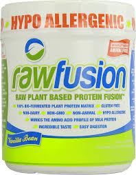 san rawfusion fusion 450 г от san спортивное питание купить