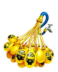 bunch balloons water balloons bunch o balloons minions toys