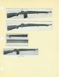 us winchester 30 semiauto u2013 forgotten weapons