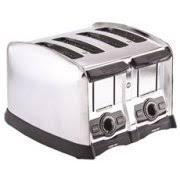 4 Slice Toaster White 4 Slice Toasters