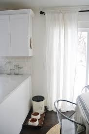 Diy Bathroom Curtains New Curtains U0026 Some Diy No Sew Curtains Liz Marie Blog