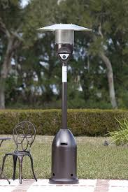 Living Flame Patio Heater by Amazon Com Fire Sense Hammer Tone Bronze Deluxe Patio Heater