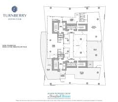 Lounge Floor Plan Turnberry Ocean Club Floor Plans Luxury Oceanfront Condos In