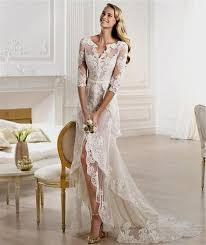 casual wedding dresses with sleeves casual wedding dresses with sleeves wedding corners