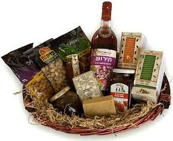 shiva baskets purim gift baskets all purim basket deluxe israel