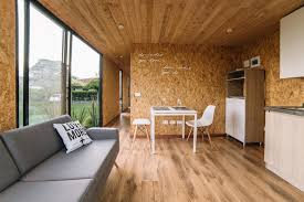 vimob a 35 square meter prefab house from columbia