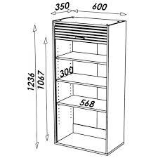 profondeur meuble haut cuisine profondeur meuble cuisine profondeur placard coulissant caisson