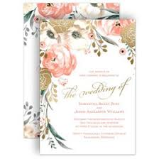 wedding invitations floral floral wedding invitations invitations by
