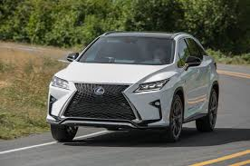 lexus crossover inside 2016 lexus rx review
