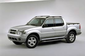 ford sports truck 2001 ford explorer sport trac overview cars com
