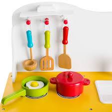 accessoires cuisine enfant cuisine enfant dinette cuisinière accessoires multicolore en