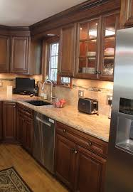 kitchen cabinet door with glass alder wood nutmeg lasalle door kitchen cabinet doors with glass