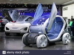 renault twizy blue electric cars