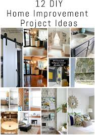 home project ideas 12 diy home improvement project ideas the diy housewives series