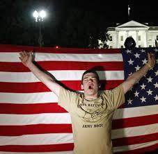 Flags Of The Wor Bin Laden Der Tod Des Terror Popstars Trifft Al Qaida Schwer Welt