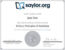 examples of certificates of completion have you seen our certificates u0027 brand new look saylor academy