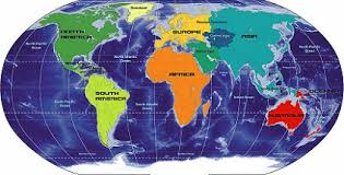 world map globe image the earth globe map major tourist attractions maps